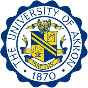 University of Akron Main Campus logo