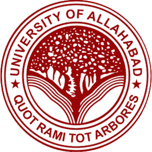University of Allahabad logo