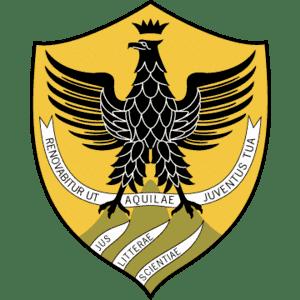 University of Aquila logo