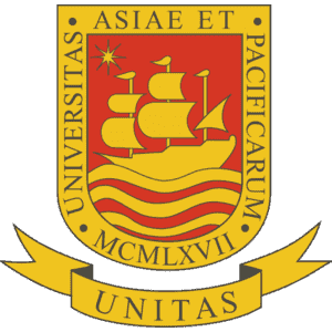 University of Asia and the Pacific logo