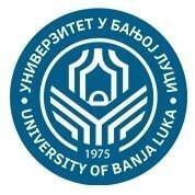 University of Banja Luka logo