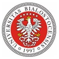 University of Bialystok logo