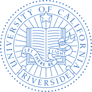 University of California - Riverside logo