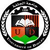 University of Djelfa logo