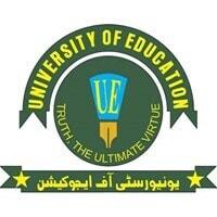 University of Education - Pakistan logo