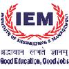 University of Engineering and Management, Kolkata logo