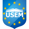 University of European Studies of Moldova logo
