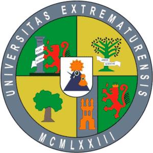 University of Extremadura logo