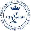 University of Ferrara logo