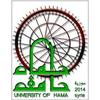 University of Hama logo