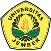 University of Jember logo