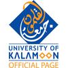 University of Kalamoon logo
