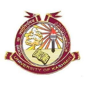 University of Kashmir logo