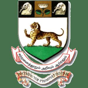 University of Madras logo