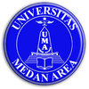 University of Medan Area logo