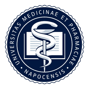 University of Medicine and Pharmacy, Cluj-Napoca logo