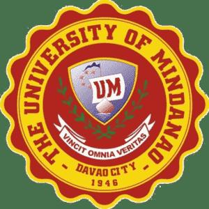 University of Mindanao logo
