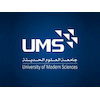 University of Modern Sciences, UAE logo