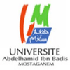 University of Mostaganem logo