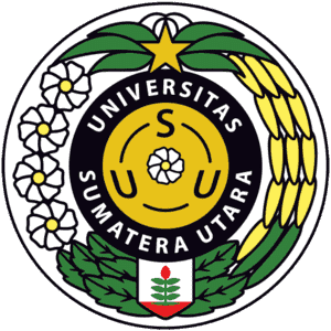 University of North Sumatra logo