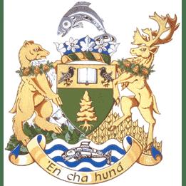 University of Northern British Columbia logo
