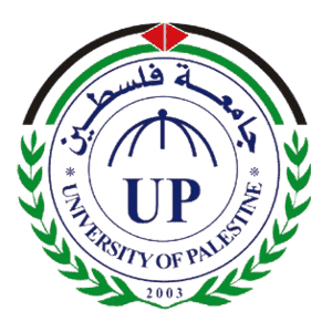 University of Palestine logo