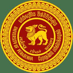 University of Peradeniya logo