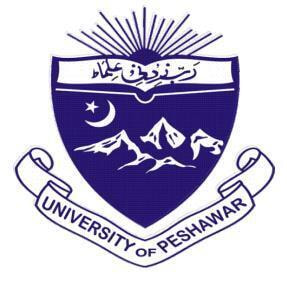 University of Peshawar logo