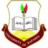 University of Raparin logo