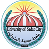 University of Sadat City logo