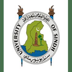 University of Sindh logo