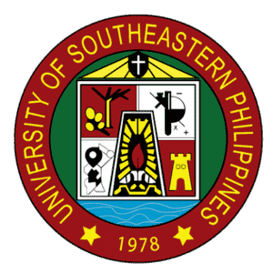 University of Southeastern Philippines logo