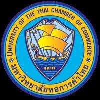 University of the Thai Chamber of Commerce logo