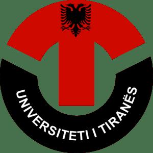 University of Tirana logo