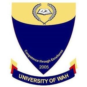 University of Wah logo