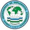 University of World Economy and Diplomacy logo