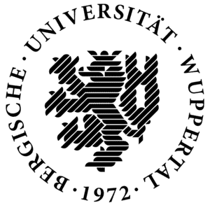 University of Wuppertal logo