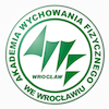 University School of Physical Education in Wroclaw logo