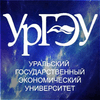 Ural State University of Economics logo
