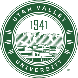 Utah Valley University logo