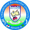 Uttarakhand Residential University, Almora logo