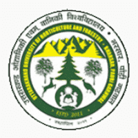 Uttarakhand University of Horticulture and Forestry logo