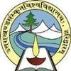 Uttaranchal Sanskrit University logo