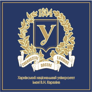 V. N. Karazin Kharkiv National University logo