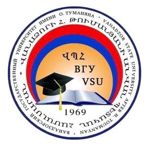 Vanadzor State University logo