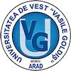 Vasile Goldis Western University of Arad logo