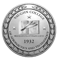 Vaughn College of Aeronautics and Technology logo