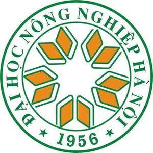 Vietnam National University of Agriculture logo