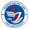 Vinh University logo
