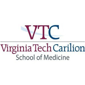 Virginia Tech Carilion School of Medicine logo